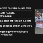 Bharat Bandh Affects Transport, other services http://t.co/MrzxGhMdfz http://t.co/rRIAZKVvXw