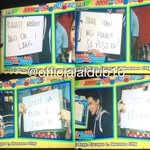 Sobrang Sweet nyo today! @aldenrichards02 @mainedcm @EatBulaga #ALDUBJourneyToForever http://t.co/C4MdUBSC72
