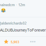 FOR THE FIRST TIME I THINK! MAGDIWANG ANG LAHAT!  #ALDUBJourneyToForever http://t.co/uh88xjg4ct