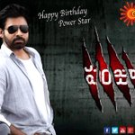 Dont miss #Panjaa film starring #Powerstar @PawanKalyan​ #SarahJaneDias​ #JackieShroff​ Today @ 3.30pm on @GeminiTV http://t.co/1vjhCeLQsK