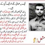 RT IamHinaaa: #2ndSepDayOfResistance He was a true patriot & a true Hero Of Pakistan.we salute Him http://t.co/vfEUI4CVWK