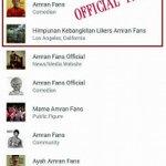 Untuk pengetahuan semua. Hanya 3 page dalam kotak merah ini saja acc rasmi Amran. http://t.co/dP1V9OJLh5