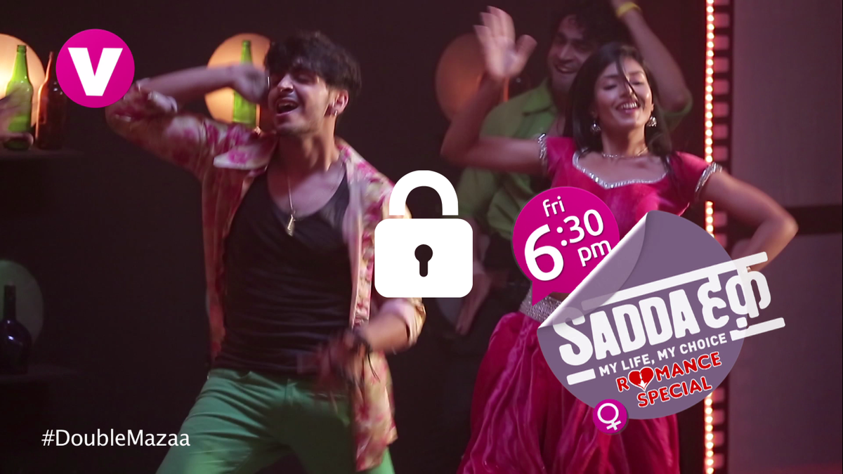 Want an early dose of #DoubleMazaa? We will unlock this video after 500 Retweets!  #SaddaHaq http://t.co/tcKDnPGYsF