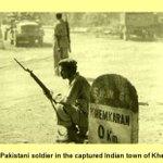 RT aasharG: #2ndSepDayOfResistance Khemkaran Indian town captured by Pakistan Forces. http://t.co/epQ7tdlWQk