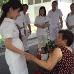 """PAPs Tin Pei Ling: """"Hope you can vote me in again so I can take care of you"""" #GE2015 http://t.co/z9CffwFw36 http://t.co/T3x09t5RPI"""