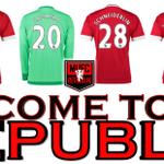 Welcome to the Republik! #MUFC @Memphis @AnthonyMartial @SchneiderlinMo4 @BSchweinsteiger @DarmianOfficial @adidas http://t.co/JYqQ7SiOoN