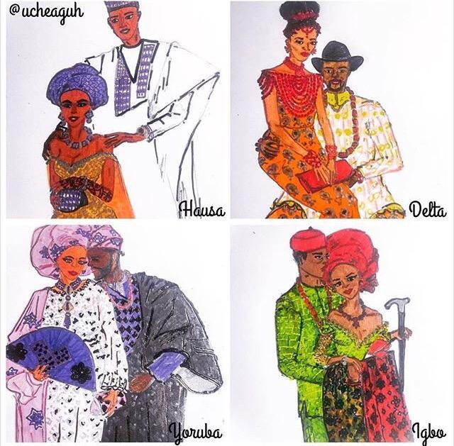 #Nigerian culture #Nigerianweddings #Beautiful http://t.co/ReYv9BMt54