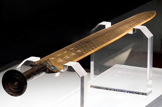 【奇跡】紀元前500年から錆びなかった「越王勾践剣」  http://t.co/Qwyn36E5iE http://t.co/9f9fVaUulZ