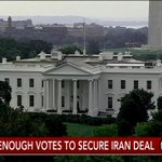 JUST IN: With Sen. Barbara Mikulskis support, WH secures enough votes on Iran nuclear deal http://t.co/ZNDrAjzY3e http://t.co/cVWUuzDvE3