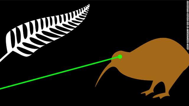 ニュージーランドの新国旗、最終候補4案を発表 http://t.co/AKoRfPIgFk   >キウイの目からレーザーが出る案などが人気だった=JAMES GRAY/ニュージーランド政府 http://t.co/B1Jidu7crd