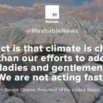 Obama on climate change, realtalk. http://t.co/2XQz0EwNAh http://t.co/ojsIytZd7R