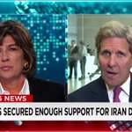 #BREAKING President Obama has secured enough support for #IranDeal, Sec. of State @JohnKerry LIVE with @camanpour http://t.co/Qq9oFFBWuI