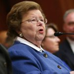 JUST IN: Mikulski pushes Obamas Iran nuke deal over the top in Senate http://t.co/cIt2gMrNsQ http://t.co/C6d6PUMSz3