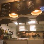 A lovely breakfast in #Manchester @bangersandbacon http://t.co/G8AwFq7Q9I