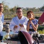 """#Montpellier : Le chef étoilé Pascal Sanchez (Mia) participe aux """"Rois du barbecue"""" sur @D8TV http://t.co/JPo4jWDNWt http://t.co/I1GaB4ziwu"""