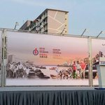 The stage is set. Soon, hear from Sam, CCS, Indranee, Melvin, Shi-Lu and SG @leehsienloong himself! #GE2015 #PAP4SG http://t.co/WfHCnz9MWp