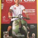 Heute grüßt #GB9 aus dem Briefkasten. Das Club-Magazin ist da! #fcn @1_fc_nuernberg http://t.co/gYRns2acEI