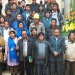 CONALCAM alista proyecto de ley para posibilitar reelección de Evo Morales http://t.co/zitzSjJouf #Bolivia http://t.co/IOnlWHirUs