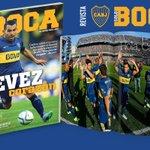 Las mejores fotos #xeneizes las encontrás en la edición 58 de Sólo Boca Revista ¡Imperdible para fanáticos de #Boca! http://t.co/y0Hg9hJzxW