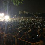 #WPRally #GE2015: Crowd scenes from Workers Party rally at Hougang Central: Photos by Yeo Kai Wen http://t.co/w6M9bwhBmW