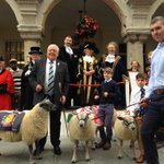 A day to remember for @ExeterChiefs boss Tony Rowe as he is granted freedom of the city http://t.co/oW12ccpS02