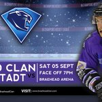 TICKETS: 4 days to go until the CHL returns: http://t.co/DXT5jMq9fF #Glasgow #JoinTheClan http://t.co/NDCiXEFjE6