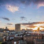 Beautiful #sunset over #Manchester a #fineart print http://t.co/vPZNUzV46O #mancmade http://t.co/YyyZN7zixq