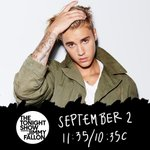 Landed in NYC for @justinbieber on @FallonTonight http://t.co/MzvscXoL0V