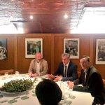 @saurel2014 Présentation de la tête de liste des Pyrénées Orientales, maire de Font-Romeu J-L Demelin #citoyensdumidi http://t.co/95vBcBtnGb