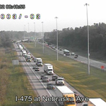 Traffic is slowing to a crawl on SB I-475, 2 miles north of Airport HWY due to a crash. @Nichole_Langley http://t.co/4c6BARVdWN
