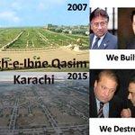 @AQpk @KlasraRauf @DrDanish5 Look What Democracy did to #Karachi http://t.co/k5xMr4y7pa