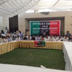It is good 2 see @sherryrehman with jiyalas of Punjab.PPP Needs such events to promote Real youth #PPPpolicyDialogue http://t.co/ouRKdznQXS