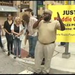 Protest outside courthouse ahead of Freddie Gray hearing http://t.co/WSXZnwFudu #freddiegray @barnardfox5dc http://t.co/w7Hz9wID4y