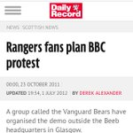 In 2011 a BBC documentary raised concerns about Craig Whyte. The Rangers fans reaction? https://t.co/ZqnGlEqnhO http://t.co/pWcikAkTEL
