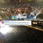 WOW look at that crowd sia! Macam rock concert!!! #GE2015 #SGRally http://t.co/kJTDJ9Q1yD