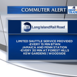 The latest from the #LIRR on service in/out of Penn Station http://t.co/MBCioDBcJj