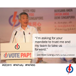 SG @leehsienloong now on hot button topics: retirement, healthcare, housing, money and education. #GE2015 #PAP4SG http://t.co/8euNKeOiZC