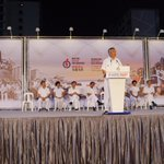 #PAPRally PM Lee: In politics, heart has to be right. Character is crucial #GE2015 http://t.co/aunVu4fFK4 http://t.co/CXoPx7n7jq