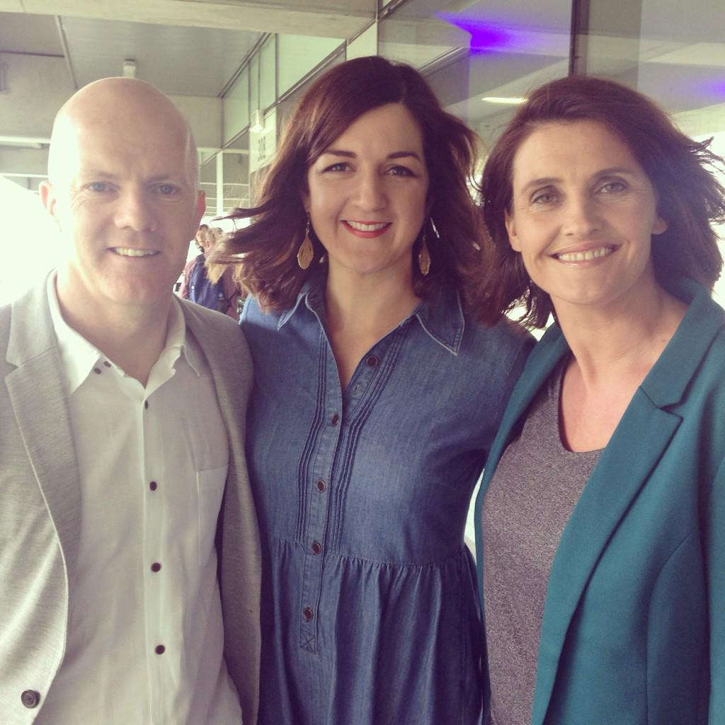 So delighted to be the new judge joining The Great Irish Bake Off this year with @PastryPaulKelly & @annanolan70