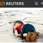 If this was Sean on a Galway beach, what would @rtenews headlines be today? #refugeeNotMigrants http://t.co/221LVSU7Lr