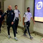The Wales squad have arrived in Larnaca ahead of the #Euro2016Qualifiers against Cyprus #CYPvWAL #TogetherStronger http://t.co/ad9g7Ptsth