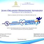 Acompañemos al PDT @JuanOrlandoH a Ocotepeque a la edición especial de #AntorchaCentroamericana este 7 de septiembre. http://t.co/E7dE1ID1yt