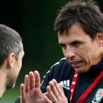 Chris Coleman calls for cool heads as temperatures & expectation levels rise in Cyprus http://t.co/X3qEBMPtSz http://t.co/dH4ZbTrXIW