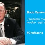 .@bodoramelow zur #Chefsache Flüchtlinge. http://t.co/qPGxkvJZfn