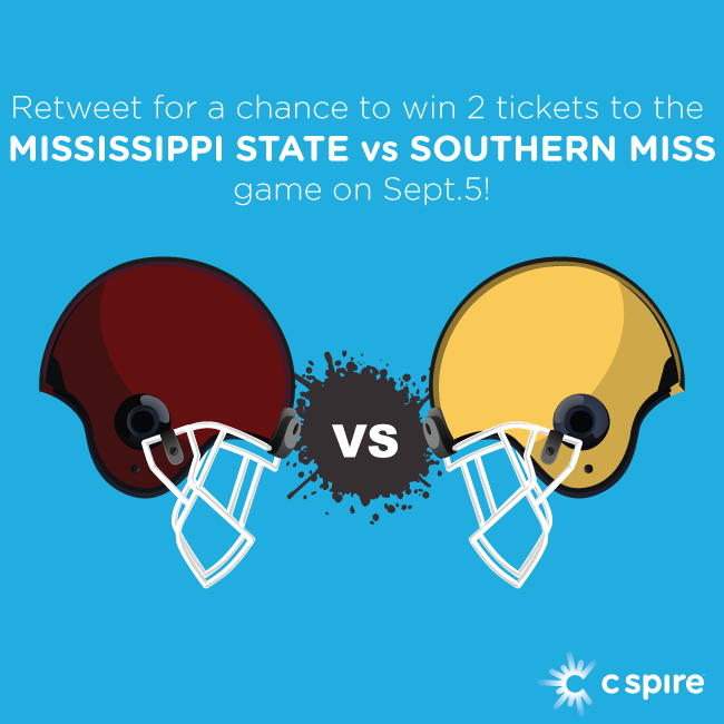 #HailState or #SMTTT  Retweet for a chance to win 2 tickets to the game this Saturday! http://t.co/4fLikrXwi5