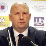 Breaking: Paul Clark has also been arrested in the ongoing investigation involving Rangers FC http://t.co/xABFKdGZ9M