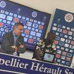 #Pointpresse #MHSC @MustYatabare9 Cest 1plaisir de revenir en France, surtout à Montpellier qui est 1 très bon club http://t.co/pYpacgIPlC