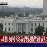 Obama Secures Votes Needed to Protect Iranian Nuke Deal http://t.co/F2ln4AKEY5 @AmericaNewsroom @marcorubio http://t.co/s7K7KIQm66