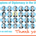 """34 Senators have stood up for diplomacy and the #IranDeal! Join me and say """"THANK YOU!"""" http://t.co/z9djwOzHWm http://t.co/3CTkYcZj7e"""