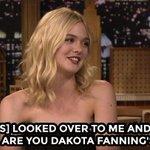 Elle Fanning really looks a lot like Dakota Fannings sister http://t.co/rpRw0s2hRK http://t.co/h40MfVyszN